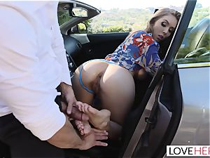 LoveHerFeet - 007 The Spy Who foot pulverized Me