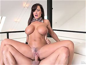 LiveGonzo Lisa Ann warm huge-boobed mother penetrating