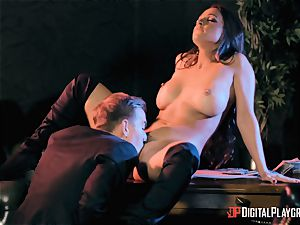 Abigail Mac takes on the monster weenie of Danny D