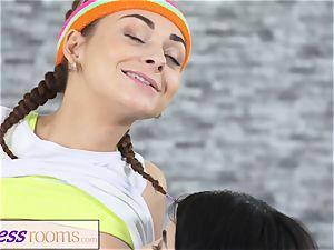fitness apartments Pert diminutive teenager gym women