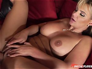 young boy Danny Dee pounds his ex-girlfriend's huge-boobed mommy Phoenix Marie