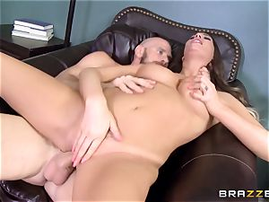 delightful August Ames gets pulverized by the dean