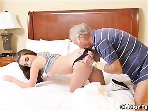 intercourse for daddy hd and filthy older guy nubile buttfuck introducing Dukke