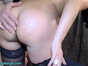 insatiable pregant nubile real group-fucked