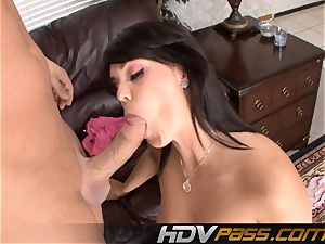 Alison Tyler throating And Getting humped