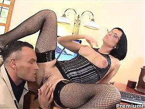 beautiful Renata black enjoys getting porked from behind