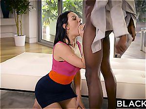 BLACKED Amanda Lane first-ever multiracial