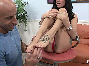 Sadie's got the sexiest voice in porn