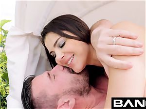 pound gonzo: Valentina Nappi Gets powerful ass-fuck screwing