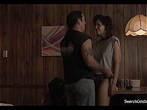 cool Maggie Gyllenhaal looking good nude on film
