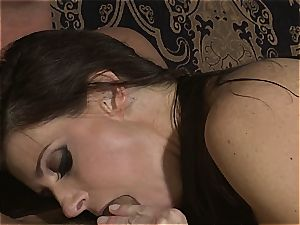 India Summer shagging on the couch