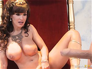 luscious cougar Lisa Ann is princess of exclusive plowing