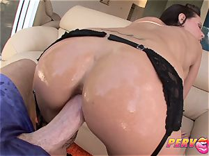 PervCity Brandy Aniston ass-fuck milf