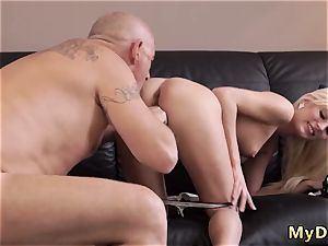 older dame tribbing and father wrestling He couldn t believe how deep this small hatch can