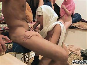 Dangerous blowjob and muddy hd torrid arab femmes attempt foursome