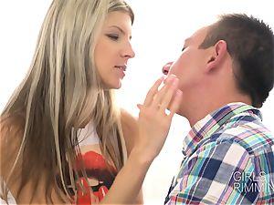 ass licking Memories GIRLSRIMMING Gina Gerson