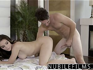 Lana Rhoades enticing taunt For Step step-brother