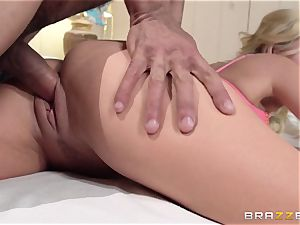 naughty Aaliyah enjoy gets the pummel she's been craving