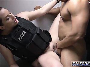 dark-hued police group sex Purse Snatcher Learns A Lesassociate s sonny
