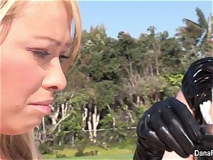Dana DeArmond and Brooke Scott in a warm fucky-fucky