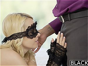 BLACKED Pretty blond cuckold Aaliyah love and Her ebony paramour