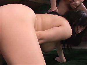 Japan hardcore hump with nude babe Maomi Nagasawa