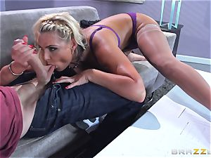Phoenix Marie gets ravaged in the rump by fat dicked Danny D