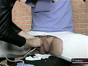 madness domination & submission boner restrain bondage sadomasochism Session