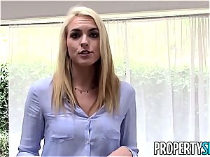 Keira Nicole selling building for fucky-fucky