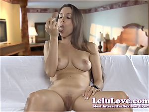 deepthroating on my fake penis flashing how I would blow yours