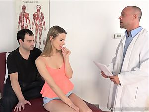 Jillian Gets porked By Real fellow in Front of hubby